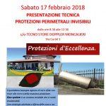 PROTEZIONI ESTERNE PERIMETRALI 17 FEBBRAIO