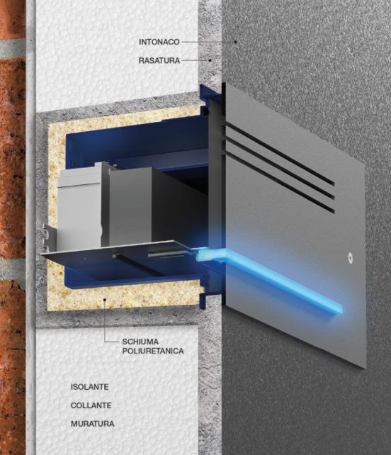Giudecca è un prodotto unico e dal design ricercato, ma allo stesso tempo studiato per agevolare al massimo il lavoro di installazione. Presenta alcuni accorgimenti tecnici utili a favorire una resa e un montaggio perfetto.